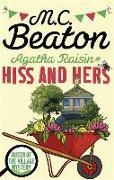 Cover-Bild zu Agatha Raisin: Hiss and Hers von Beaton, M.C.