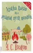 Cover-Bild zu Agatha Raisin és a nyársat nyelt rendor (eBook) von Beaton, M. C.