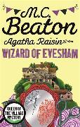 Cover-Bild zu Agatha Raisin and the Wizard of Evesham von Beaton, M.C.