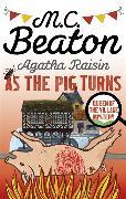 Cover-Bild zu Agatha Raisin: As The Pig Turns von Beaton, M.C.