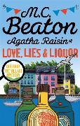 Cover-Bild zu Agatha Raisin and Love, Lies and Liquor von Beaton, M.C.