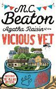 Cover-Bild zu Agatha Raisin and the Vicious Vet von Beaton, M.C.
