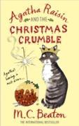 Cover-Bild zu Agatha Raisin and the Christmas Crumble (eBook) von Beaton, M.C.