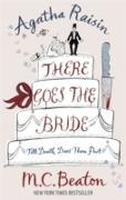 Cover-Bild zu Agatha Raisin: There Goes The Bride (eBook) von Beaton, M.C.