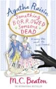 Cover-Bild zu Agatha Raisin: Something Borrowed, Someone Dead (eBook) von Beaton, M.C.