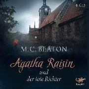 Cover-Bild zu Agatha Raisin 01 und der tote Richter von Beaton, M. C.