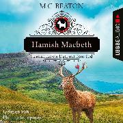 Cover-Bild zu Hamish Macbeth hat ein Date mit dem Tod - Schottland-Krimis, Teil 8 (Ungekürzt) (Audio Download) von Beaton, M. C.