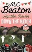 Cover-Bild zu Agatha Raisin in Down the Hatch (eBook) von Beaton, M. C.