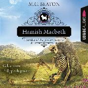 Cover-Bild zu Hamish Macbeth und das Skelett im Moor - Schottland-Krimis, Teil 3 (Ungekürzt) (Audio Download) von Beaton, M. C.