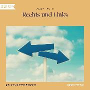 Cover-Bild zu Rechts und Links (Ungekürzt) (Audio Download) von Roth, Joseph