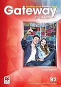 Cover-Bild zu Gateway 2nd Edition B2 Student's Book Premium Pack von Spencer, David