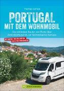 Cover-Bild zu Portugal mit dem Wohnmobil von Cernak, Thomas