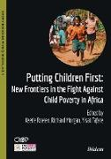 Cover-Bild zu Roelen, Keetie (Hrsg.): Putting Children First (eBook)