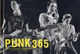Cover-Bild zu George-Warren, Holly: Punk 365
