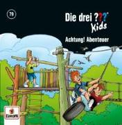 Cover-Bild zu Die drei ??? Kids 79: Achtung, Abenteuer