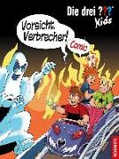 Cover-Bild zu Die drei ??? Kids, Vorsicht, Verbrecher! von Hector, Christian