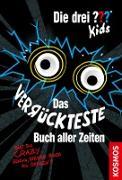 Cover-Bild zu Die drei ??? Kids, Das verrückteste Buch (drei Fragezeichen Kids) (eBook) von Blanck, Ulf