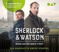 Cover-Bild zu Sherlock & Watson. Neues aus der Baker Street. Die komplette erste Staffel von Koppelmann, Viviane