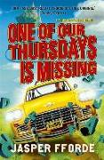 Cover-Bild zu One of our Thursdays is Missing von Fforde, Jasper
