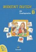 Cover-Bild zu Arbeitsheft B - Werkstatt. Deutsch als Zweitsprache. Neu von Kehbel, Simone