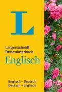 Cover-Bild zu Langenscheidt Reisewörterbuch Englisch - klein und handlich von Langenscheidt, Redaktion (Hrsg.)