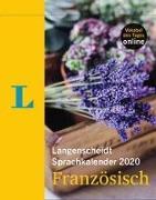 Cover-Bild zu Langenscheidt Sprachkalender 2020 Französisch - Abreißkalender von Langenscheidt, Redaktion (Hrsg.)