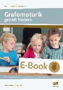 Cover-Bild zu Grafomotorik gezielt fördern (eBook) von Rehse, Alexandra