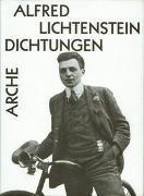 Cover-Bild zu Lichtenstein, Alfred: Dichtungen