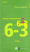 Cover-Bild zu Achtung, Fertig, Mittelstufe Deutsch 6-3. Die vier Fälle Rechtschreibung von Flückiger, Rolf