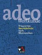 Cover-Bild zu Adeo - Wortkunde von Kammerer, Andrea
