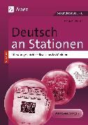 Cover-Bild zu Deutsch an Stationen spezial Literaturgeschichte 2 von Wilken, Tanja A.