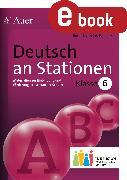 Cover-Bild zu Deutsch an Stationen 6 Inklusion (eBook) von Kurzius-Beuster, Babett