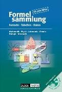 Cover-Bild zu Formelsammlung bis zum Abitur. Allemeine Ausgabe. Formelsammlung mit CD-ROM von Becker, Frank-Michael