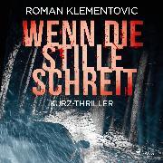 Cover-Bild zu Wenn die Stille schreit (Audio Download) von Klementovic, Roman