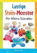 Cover-Bild zu Lustige Stein-Monster für kleine Künstler. Basteln mit Steinen aus der Natur. Ab 5 Jahren
