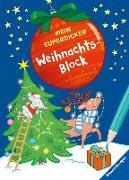 Cover-Bild zu Mein superdicker Weihnachtsblock