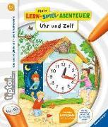 Cover-Bild zu tiptoi® Uhr und Zeit