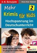 Cover-Bild zu Mehr Krimis für Kids / Band 2 (eBook) von Tiemann, Hans-Peter