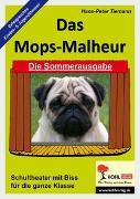 Cover-Bild zu Das Mops-Malheur / Die Sommerausgabe (eBook) von Tiemann, Hans-Peter