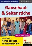Cover-Bild zu Gänsehaut und Seitenstiche (eBook) von Tiemann, Hans-Peter