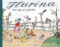 Cover-Bild zu Flurina und das Wildvöglein von Carigiet, Alois (Illustr.)