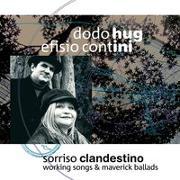 Cover-Bild zu Sorriso clandestino von Hug, Dodo (Künstler)