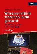 Cover-Bild zu Wissenschaftlich schreiben leicht gemacht (eBook) von Kornmeier, Martin