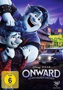 Cover-Bild zu Onward - Keine halben Sachen von Animation (Schausp.)
