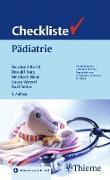 Cover-Bild zu Checkliste Pädiatrie (eBook) von Kurz, Ronald (Hrsg.)