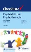 Cover-Bild zu Checkliste Psychiatrie und Psychotherapie (eBook) von Payk, Theo R.