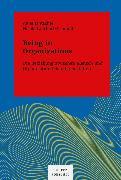Cover-Bild zu Being in Organizations (eBook) von Jantscher, Anna
