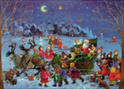 Cover-Bild zu Brändi Set Adventskalender Doppelkarten Motiv 492
