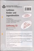 Cover-Bild zu DGKJ Deutsche Gesellschaft für (Hrsg.): Leitlinien Kinder- und Jugendmedizin