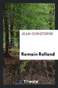 Cover-Bild zu Rolland, Romain: Jean-Christophe